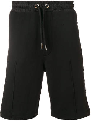 Les Hommes side laced shorts