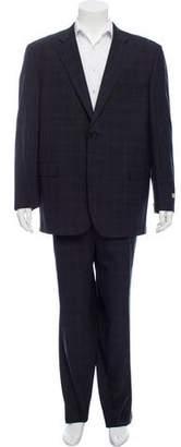 Burberry Glen Plaid Two-Piece Suit w/ Tags