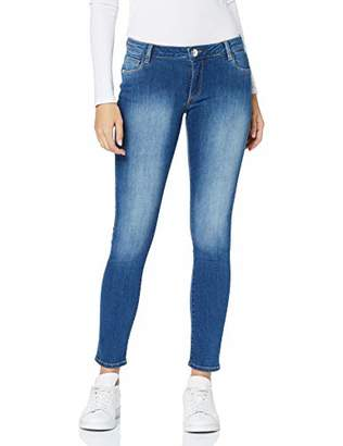 Trussardi Jeans Women's 206 Super Skinny Basic - Denim Jeans, (U0/Imperial Blue U0), (Size: )