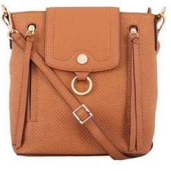 Lodis Sunset Boulevard Hailey RFID Leather Convertible Mini Backpack