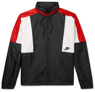 Nike Re-Issue Colour-Block Shell Jacket