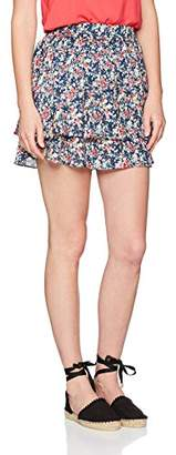 Only Women's Onlnaya Short Box WVN Skirt