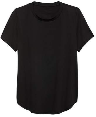 Banana Republic SUPIMA® Cotton Crew-Neck T-Shirt