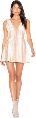 MAJORELLE Agave Dress $180 thestylecure.com