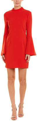 Rachel Zoe Bell Sleeve Sheath Dress