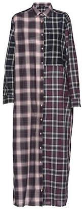 Diesel Sion Cotton Shirtdress