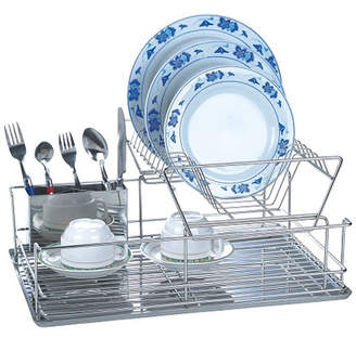 """""SPACIA"""" Double Deck Dish Rack"