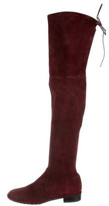 1cac82b7e84 Stuart Weitzman Over The Knee Boots - ShopStyle