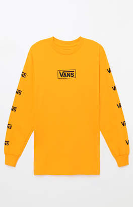 Vans Multi V Gold Long Sleeve T-Shirt
