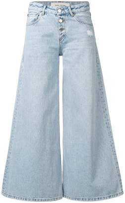Each X Other wide-leg jeans