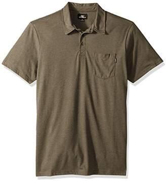 O'Neill Men's Short Sleeve Fraser Polo Shirt