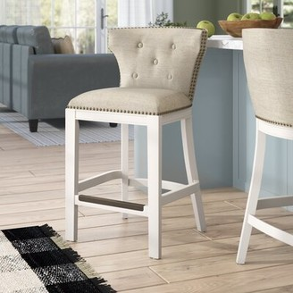 """Rosecliff Heights Chasteen 25"""" Bar Stool Rosecliff Heights"""