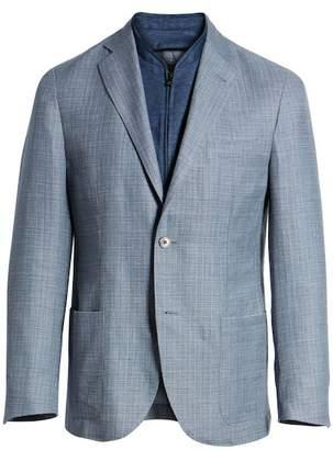Corneliani Classic Fit Sport Coat