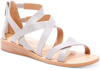 Lucky Brand Women Helenka Flat Sandals Women Shoes