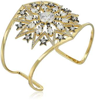 Noir Heavenly Trails Cuff Bracelet