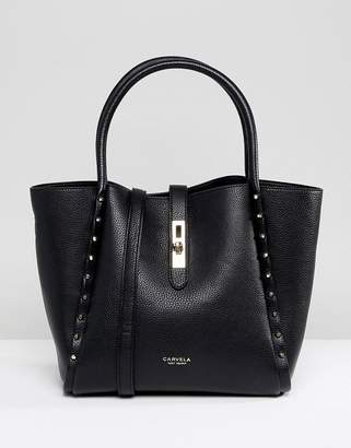 Carvela Studded Soft Tote Bag