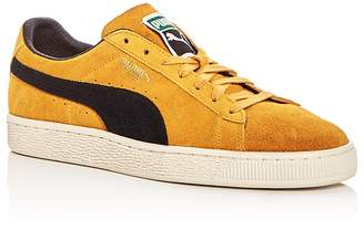 Puma Men's Classic Archive Suede Lace Up Sneakers