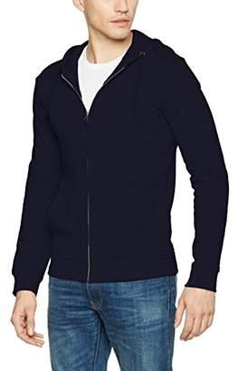 Benetton Men's Jacket W/Hood L/S Hoodie,X-Small