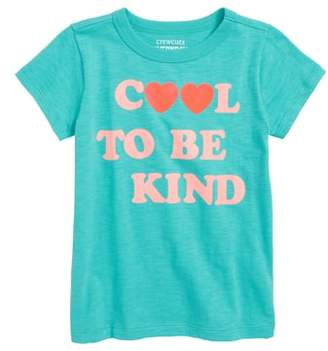 J.Crew crewcuts by crewcuts by J. Crew Cool to Be Kind Graphic Tee