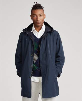Ralph Lauren Reversible Hooded Coat
