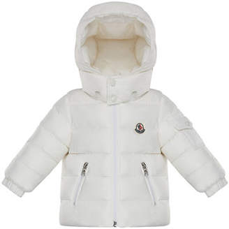 Moncler Jules Puffer Jacket w/ Hood, Size 12M-3T