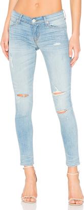 Hudson Jeans Krista Super Skinny $225 thestylecure.com