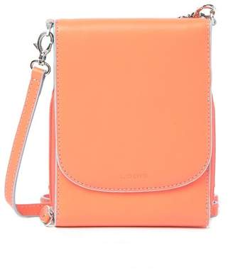 Lodis Audrey RFID Reese Crossbody Leather Wallet