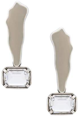Camila Klein removable pendant earrings