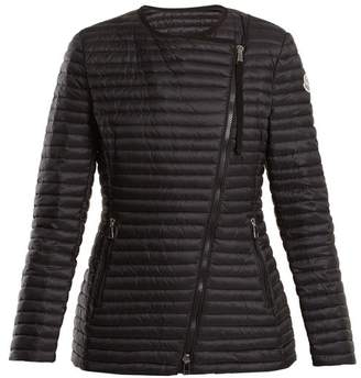 Moncler Axinite Quilted Down Jacket - Womens - Black