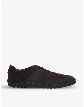 Tod's Tods Owens suede trainers