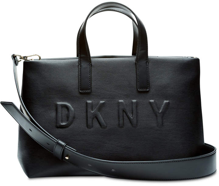 Dkny Tilly Top-Zip Medium Tote, Created for Macy's