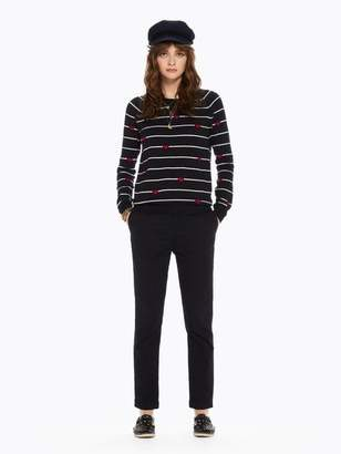Scotch & Soda Striped Knit Sweater