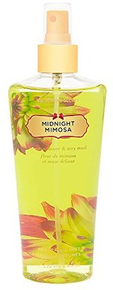 Victoria's Secret Midnight Mimosa Mist Splash 8.4 $14 thestylecure.com