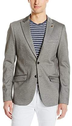 Scotch & Soda Men's Chic Jersey Blazer in Cotton/Elastane Quality