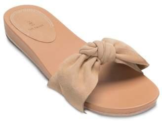 Bill Blass Carmen Slide Bow Sandal