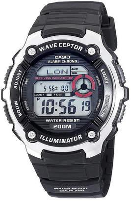Casio Wave Ceptor Illuminator Mens Atomic Timekeeping Sport Watch WV200A-1AV