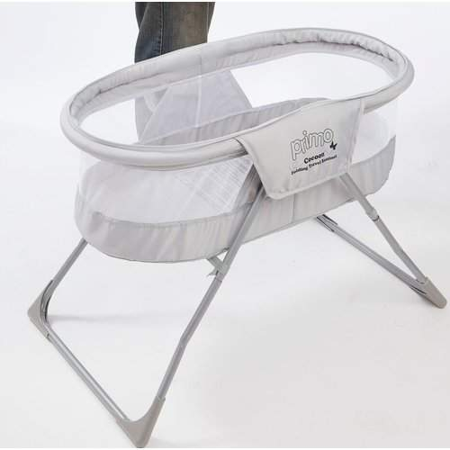 Primo Cocoon Folding Indoor and Outdoor Travel Bassinet