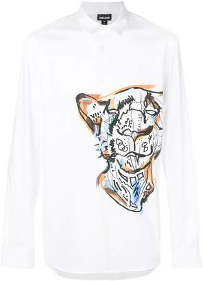 Just Cavalli printed shirt