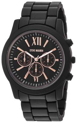 Steve Madden SMW094BK-Q Watches