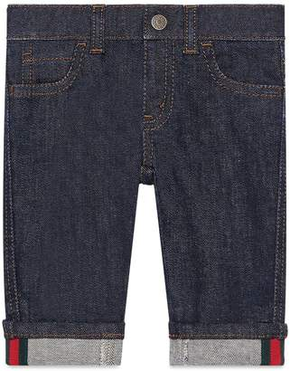 Gucci Straight Leg Jeans