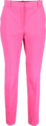 Emilio Pucci Cotton Stretch Front Zip Pant