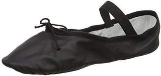 Bloch Child's Arise Ballet Shoes, Black, (38 EU)