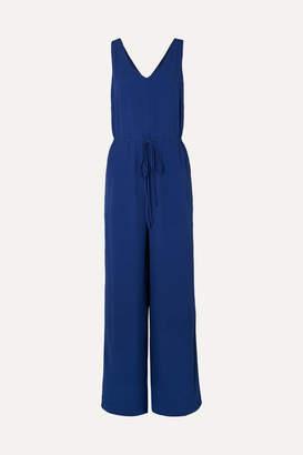 STAUD Mint Cady Jumpsuit - Purple