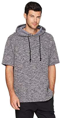 Something for Everyone Men's Short Sleeve Hooded Sweatshirt S