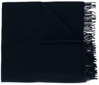 Canada Goose fringed scarf