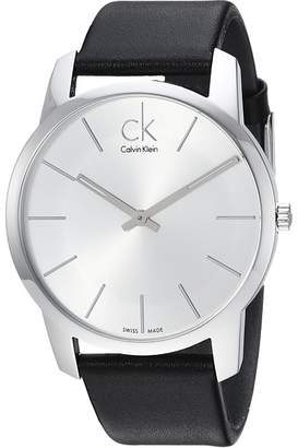 Calvin Klein City Watch - K2G211C6 Watches