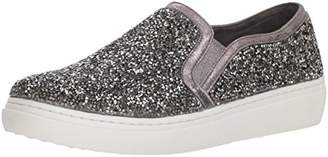 Skechers Women's Goldie-Diamond Dreams. Tonal Scattered Rhinestone Slip on Sneaker