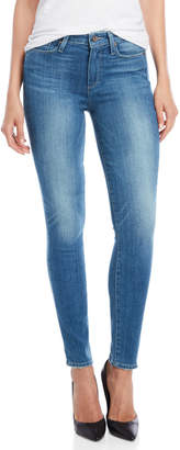 Paige High-Rise Evelina Hoxton Ankle Jeans