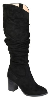 Journee Collection Aneil Extra Wide Calf Boot