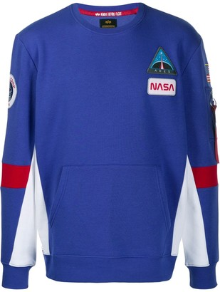 Alpha Industries Space Camp sweatshirt